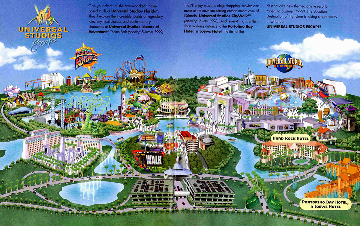 a description of the universal studios escape Best priced universal studios orlando 2-park 1-day park hopper tickets move between both universal studios and islands of adventure as much as you want.