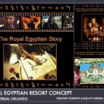 Royal Egyptian Concept