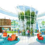 Cabana Bay Beach Resort Lobby